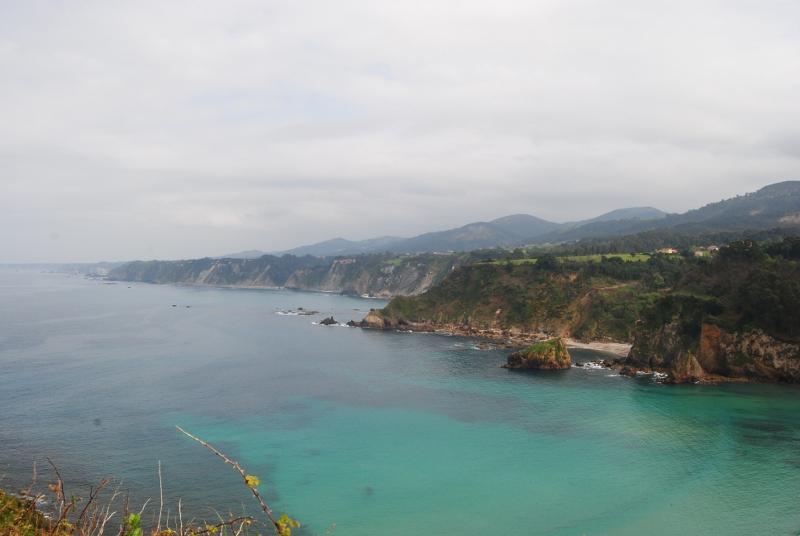 Cabo Busto, en Asturias
